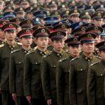 軍事的な緊迫状態に備えて、日本は兵士の増員が必要になる