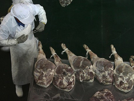 中国。信用できない食品で、世界最悪の癌発生率・死亡率に