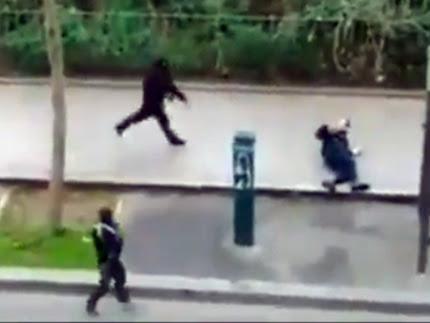 イスラム過激派による新聞社襲撃テロと血みどろになる欧州