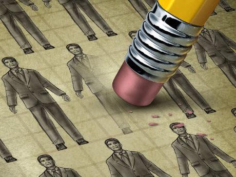 切り捨て時代。組織に依存する人間は、捨てられ始めている