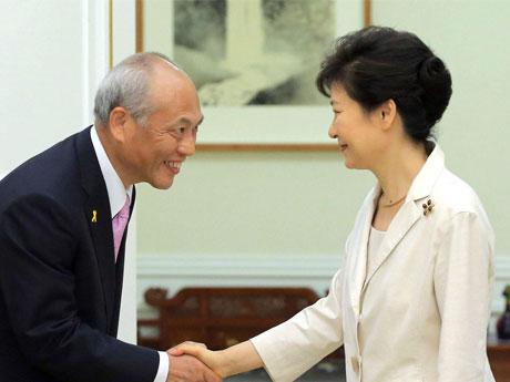 舛添要一は、日本の待機児童よりも韓国を優先する奇妙な男