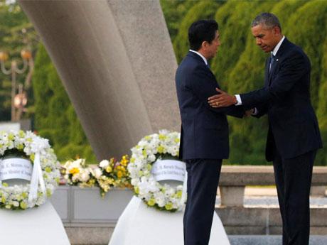 米大統領の広島訪問と「被害者ぶるな」と日本を罵る3ヶ国