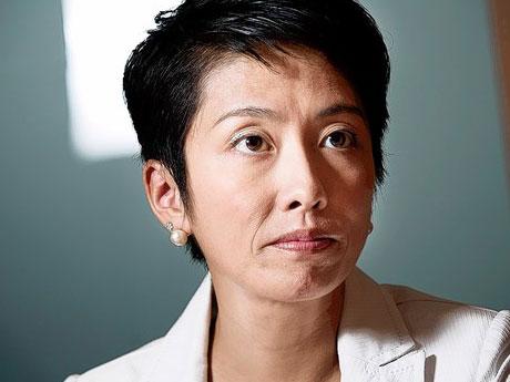 村田蓮舫はさっさと国籍離脱証明書を提出して疑念を晴らせ