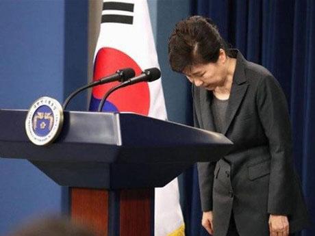 朴槿恵はもう死んだも同然だ。日本は絶対に韓国と関わるな