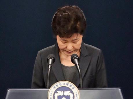朴槿恵が消えても、もっと反日の大統領が出てくるのが韓国