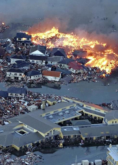 災害が世界を覆い尽くせば尽くすほど日本が重要になる理由