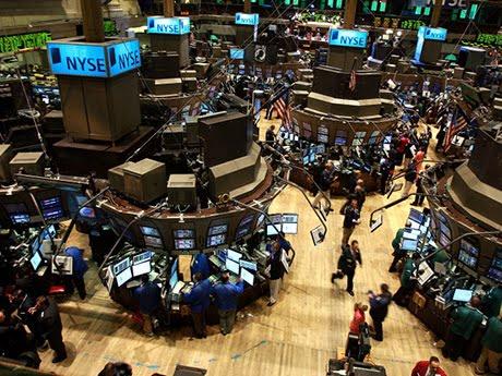 大暴落の歴史と、史上最高値を付けるニューヨーク株式市場