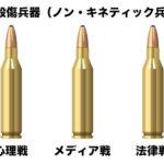 日本は中国に非殺傷兵器による戦争を仕掛けられているのだ