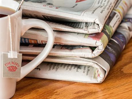 紙媒体に依存した今の新聞社が凋落するのは実は正しいこと