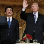 北朝鮮包囲網を確実に固めていくトランプ大統領と安倍首相