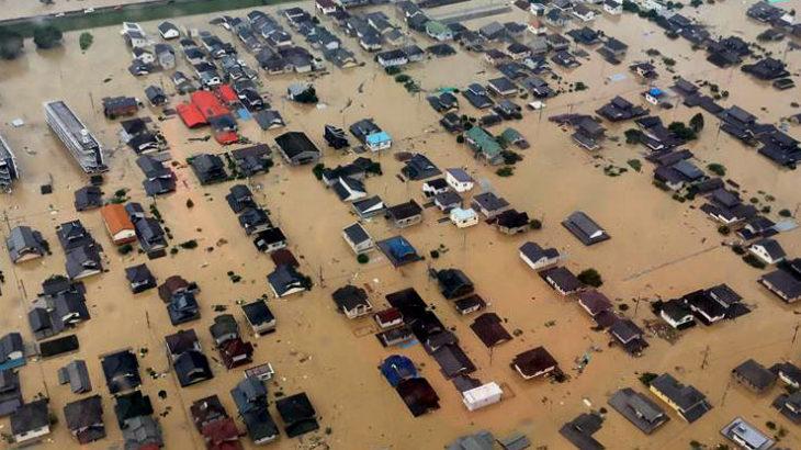 「大災害時代」に突入している。地方の死は、この大災害によって加速される