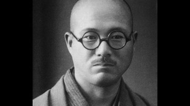 井上日召。日本が荒廃し尽くした時、やがて群衆の中から誕生する存在がある