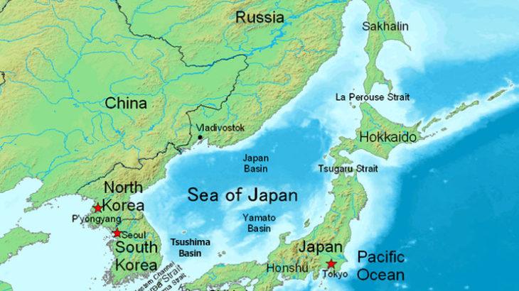 韓国は敵国であり、日本人は「日本海→東海」の言い換えも侵略と認識せよ