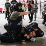 今後、香港に行くのであれば、いつでも監視・逮捕される覚悟をしておくべき